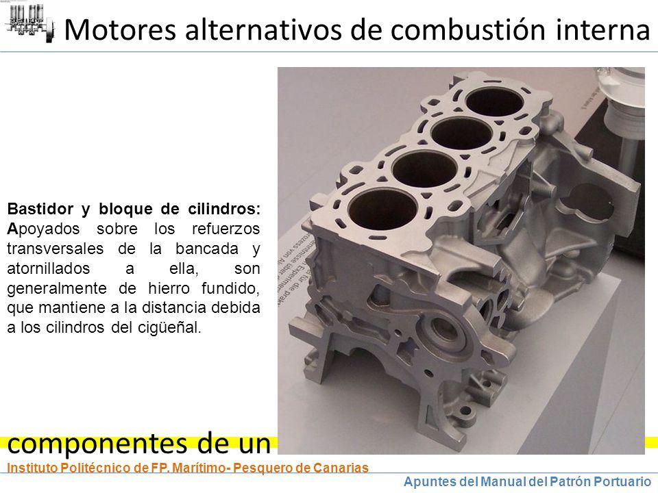 Motores térmicos Motor de explosión Alternativos Motor diesel - ppt ...