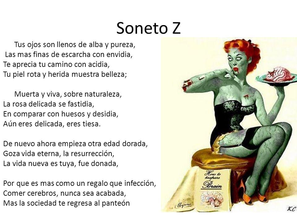 Soneto Z