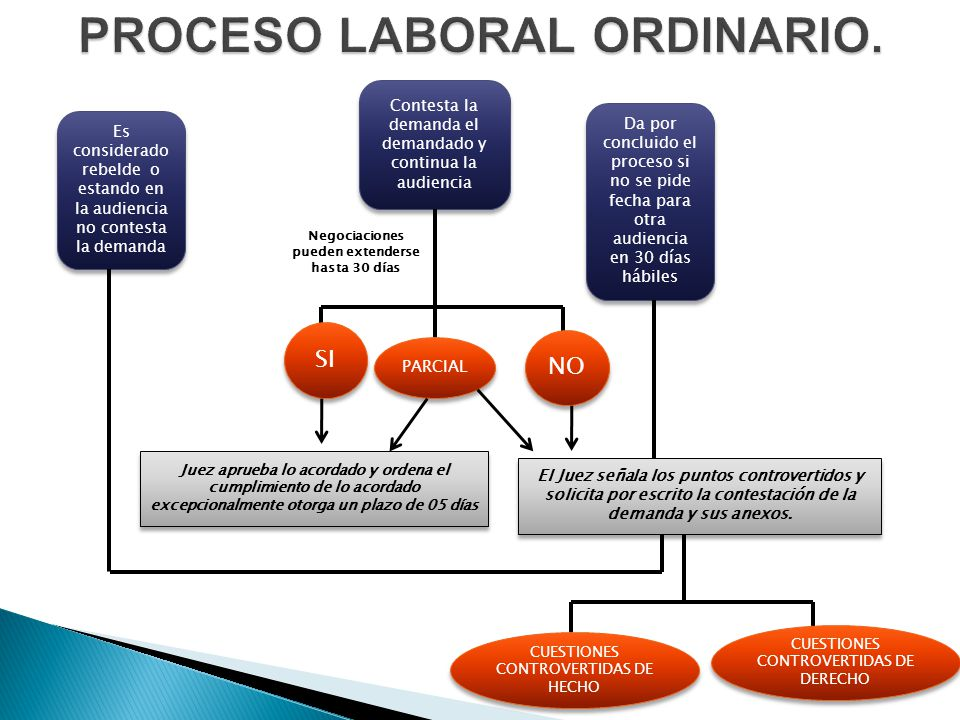 PROCESO LABORAL ORDINARIO.