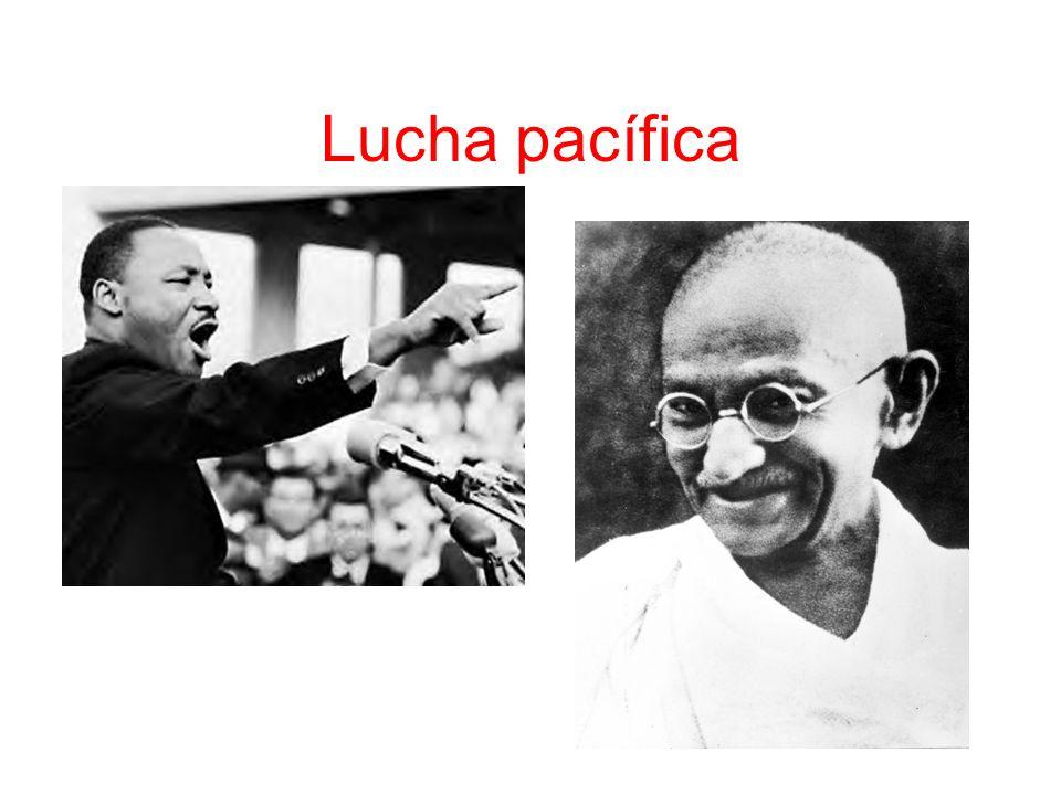 Lucha pacífica