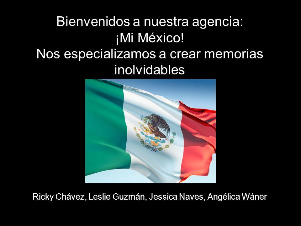 Ricky Chávez, Leslie Guzmán, Jessica Naves, Angélica Wáner