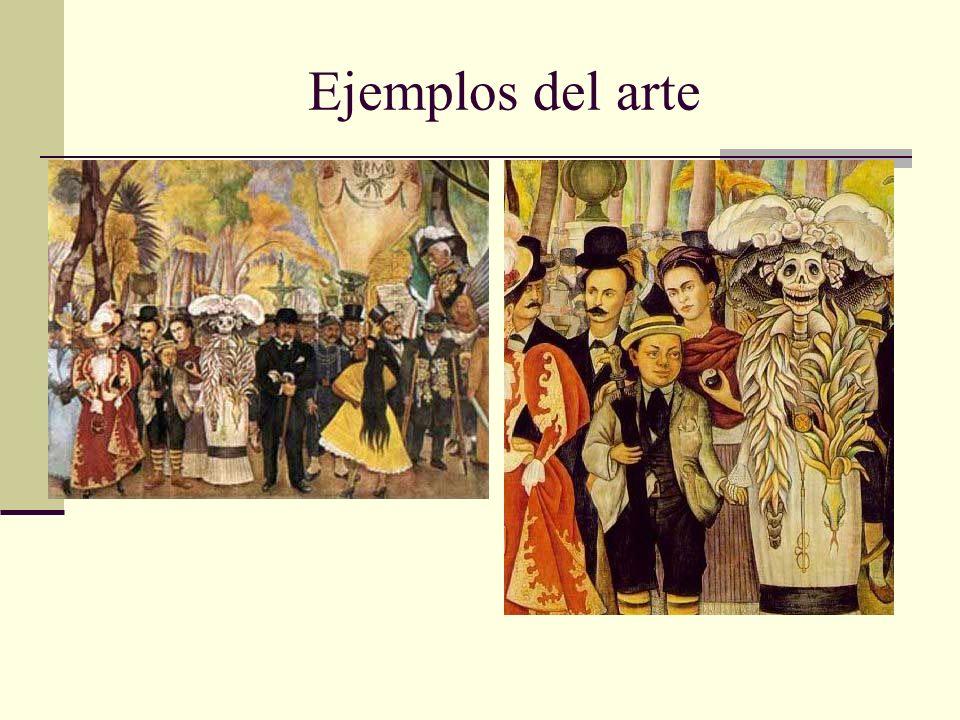Ejemplos del arte