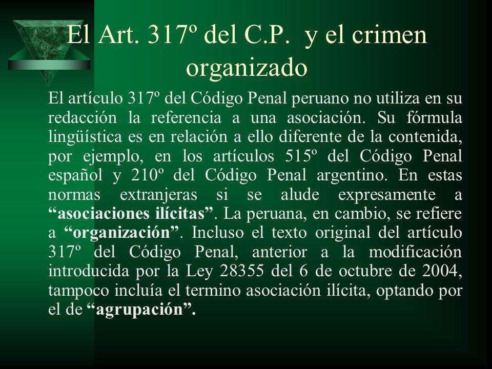 Beneficios penitenciarios en delitos de crimen organizado for Porte y trafico de estupefacientes codigo penal
