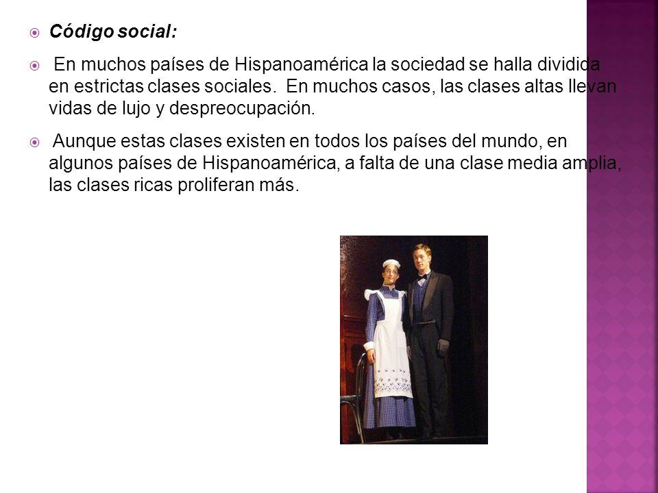 Código social:
