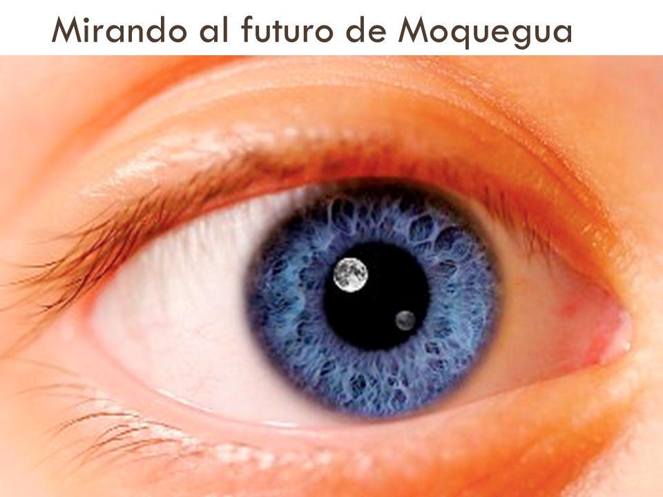Mirando al futuro de Moquegua