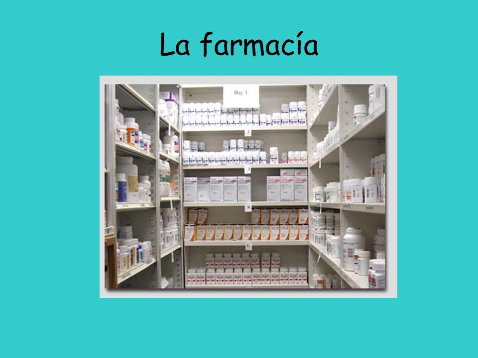 La farmacía