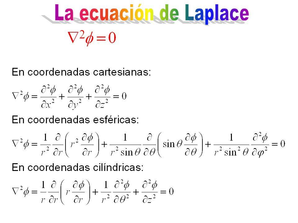 La ecuación de Laplace