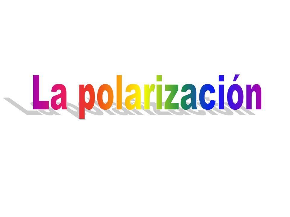 La polarización