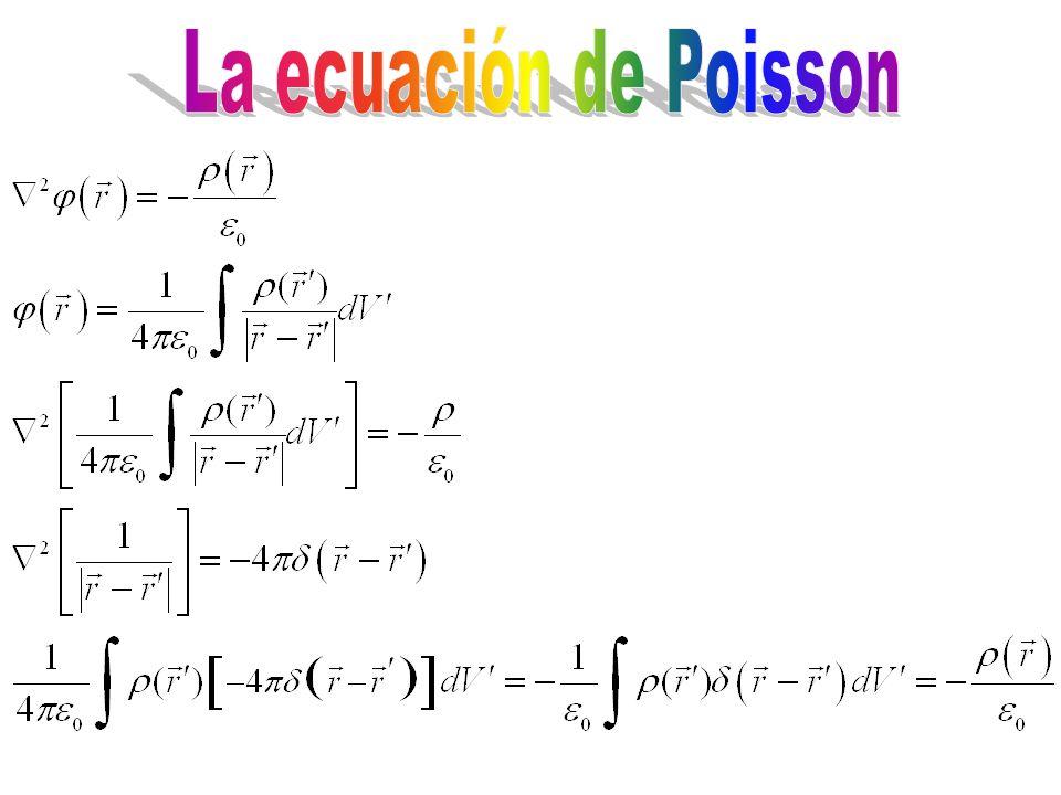La ecuación de Poisson