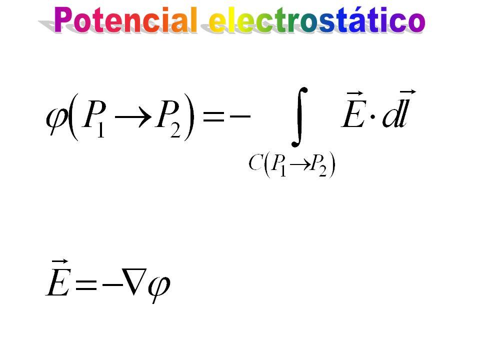 Potencial electrostático