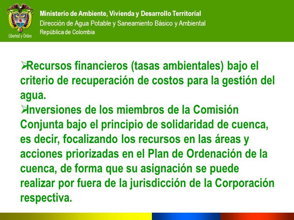 Ministerio de Ambiente, Vivienda y Desarrollo Territorial