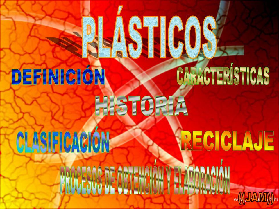 PROCESOS DE OBTENCIÓN Y ELABORACIÓN