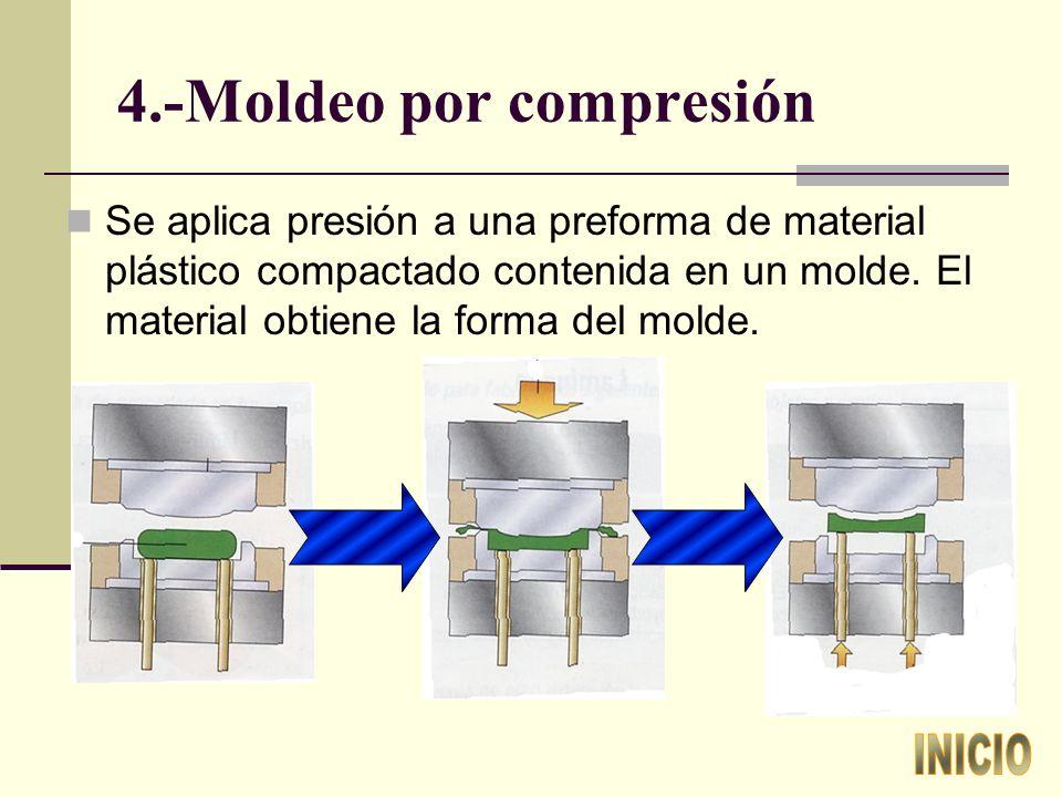 4.-Moldeo por compresión