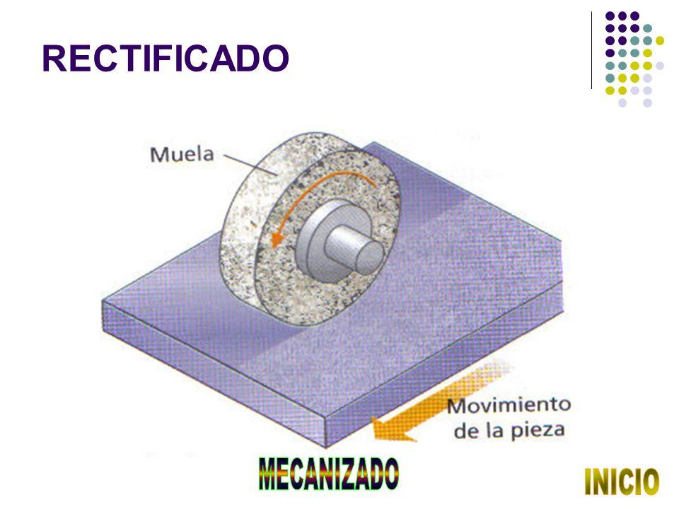 RECTIFICADO MECANIZADO INICIO
