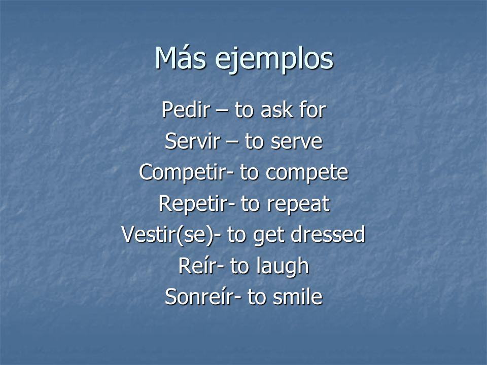 Vestir(se)- to get dressed