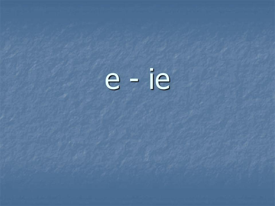 e - ie
