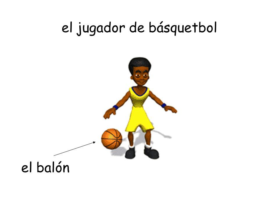 el jugador de básquetbol