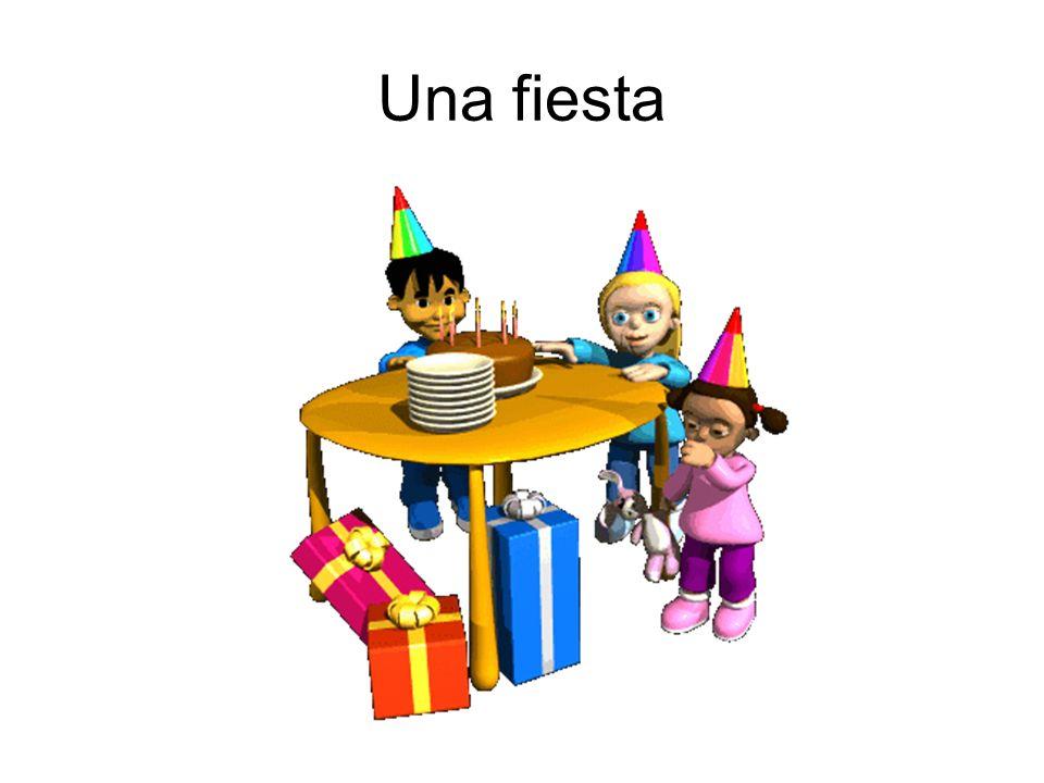 Una fiesta