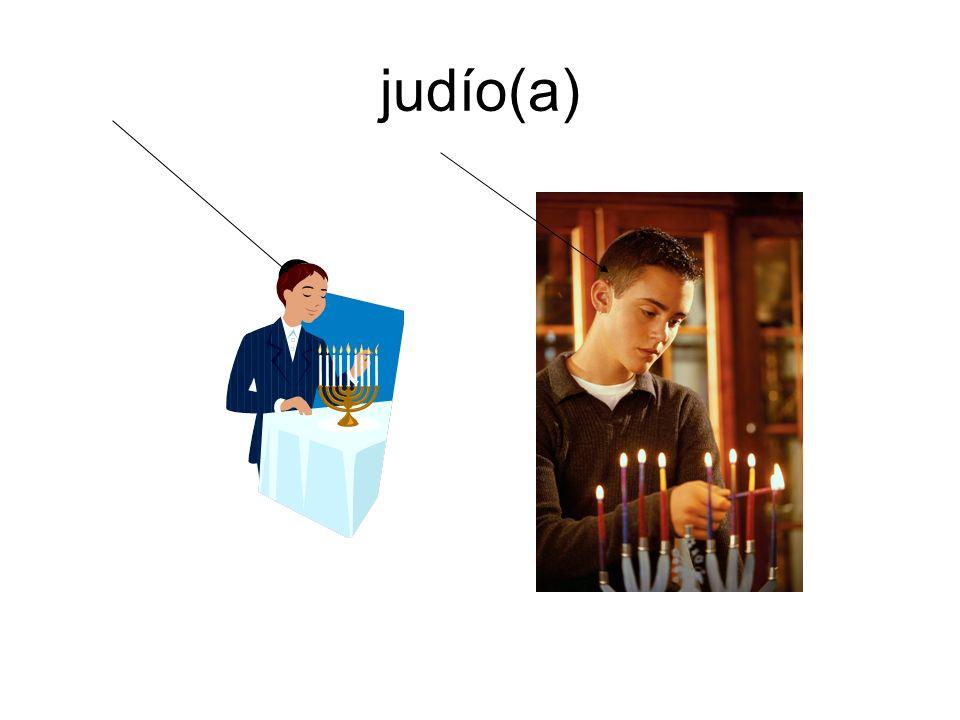 judío(a)