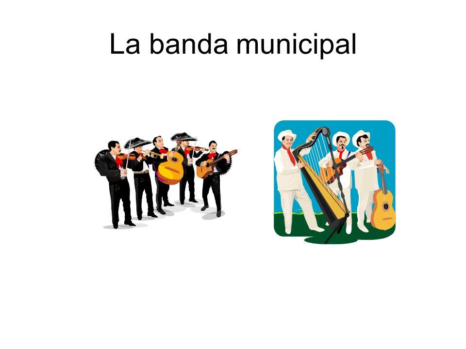 La banda municipal