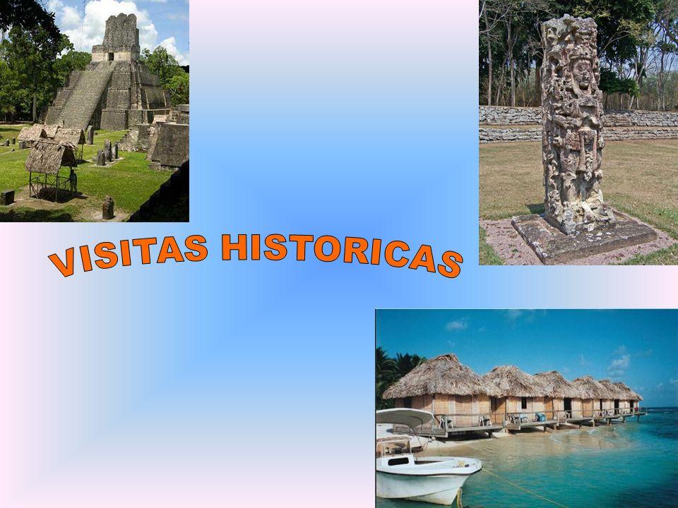 VISITAS HISTORICAS