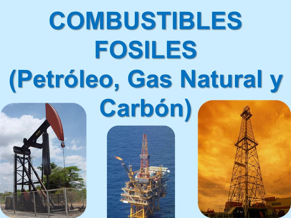 Natural Gas Combustible