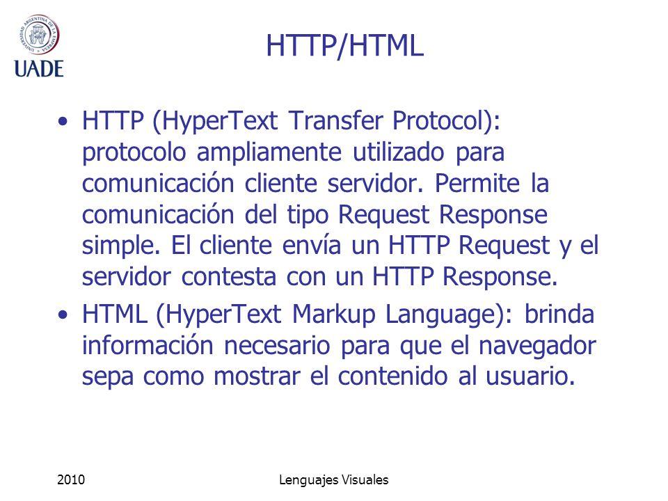 HTTP/HTML