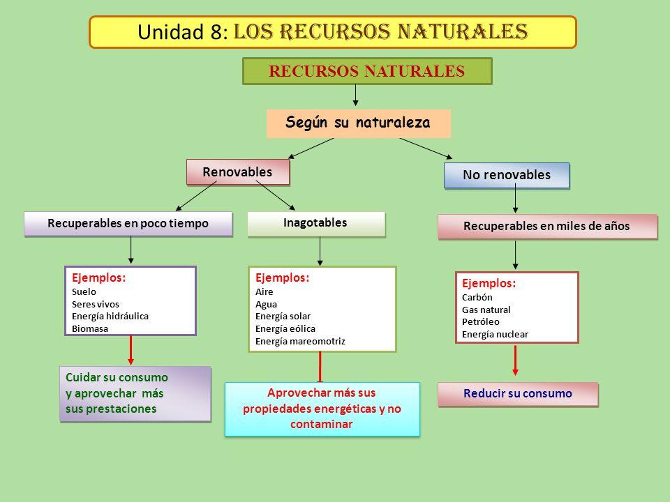 Unidad 8 los recursos naturales ppt video online descargar for Recurso clausula suelo