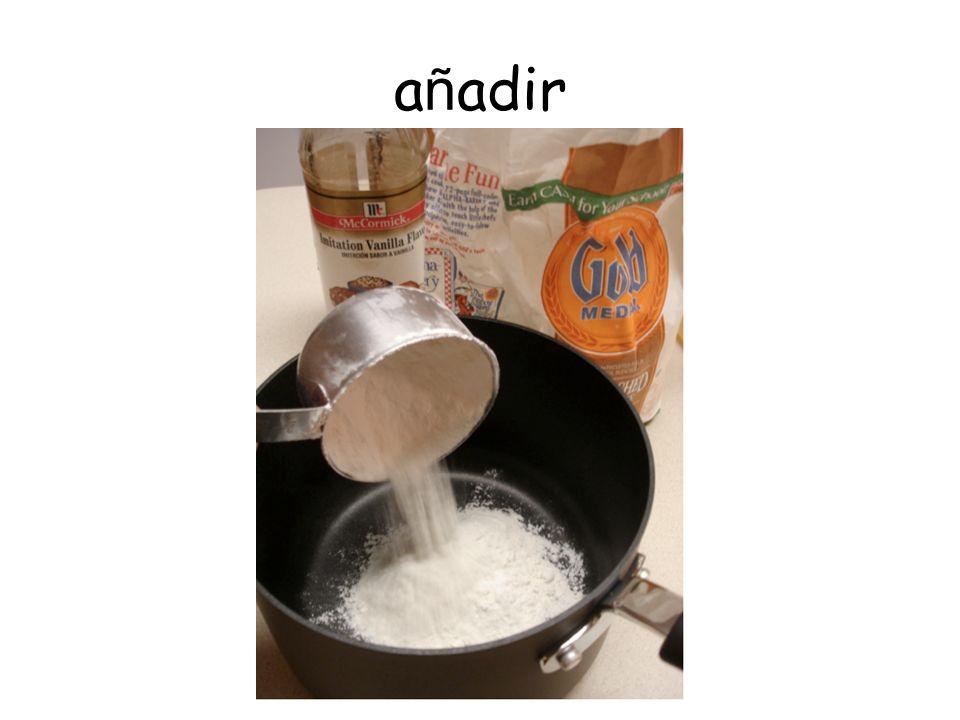 añadir