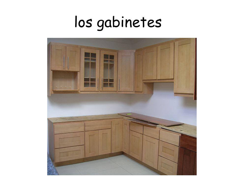 los gabinetes