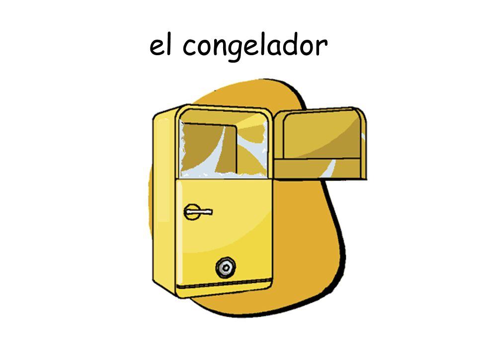 el congelador