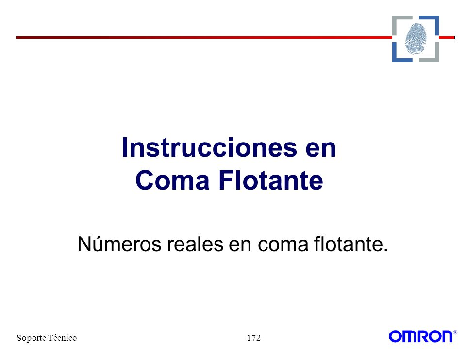Instrucciones en Coma Flotante