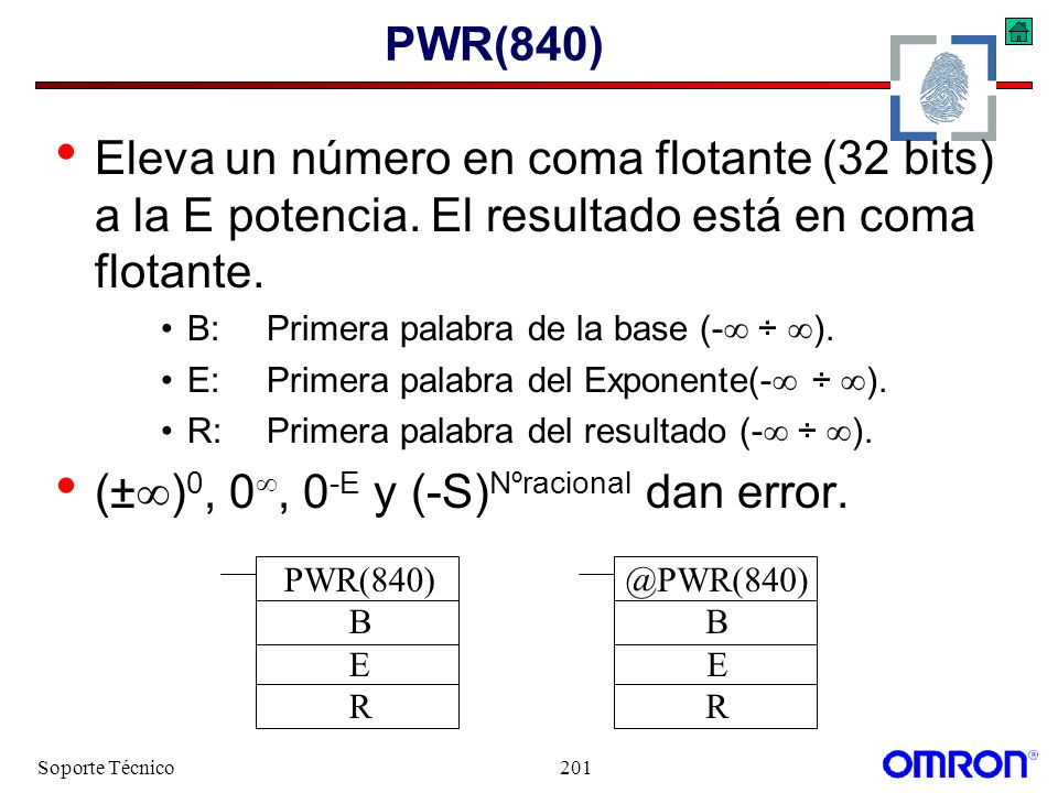 (±)0, 0, 0-E y (-S)Nºracional dan error.