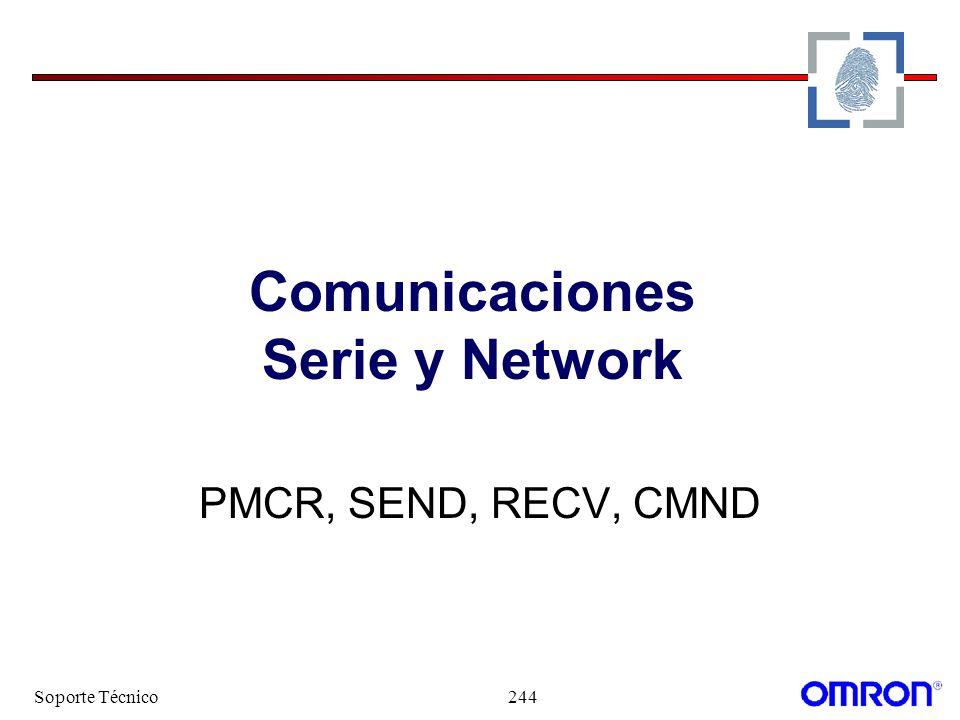 Comunicaciones Serie y Network