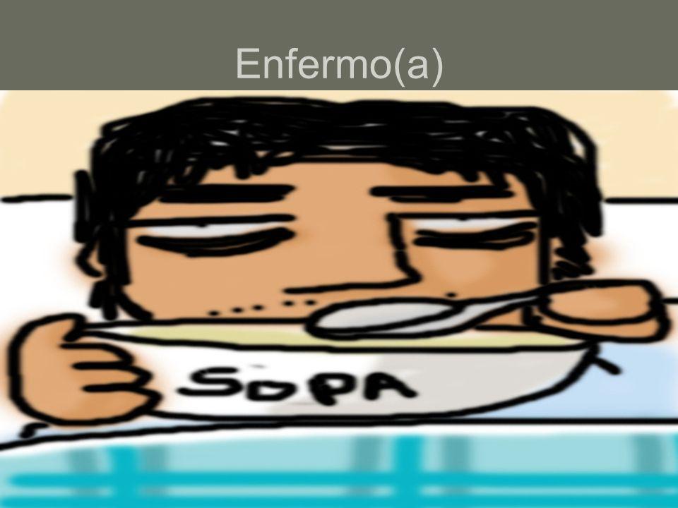 Enfermo(a)