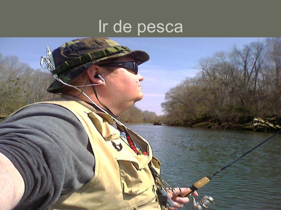 Ir de pesca