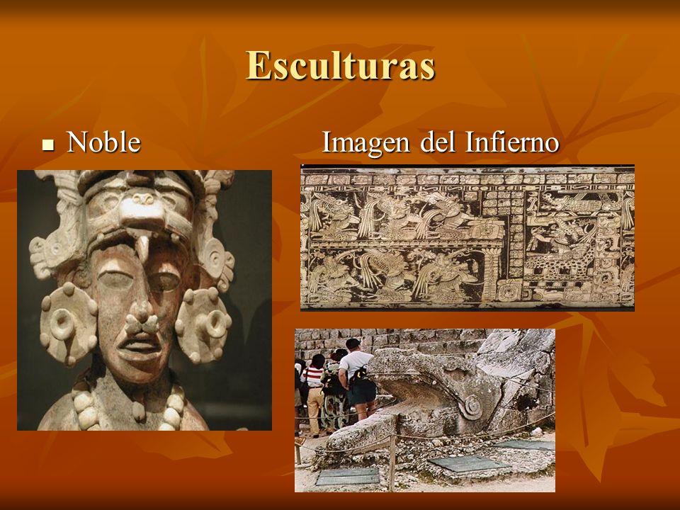 Esculturas Noble Imagen del Infierno