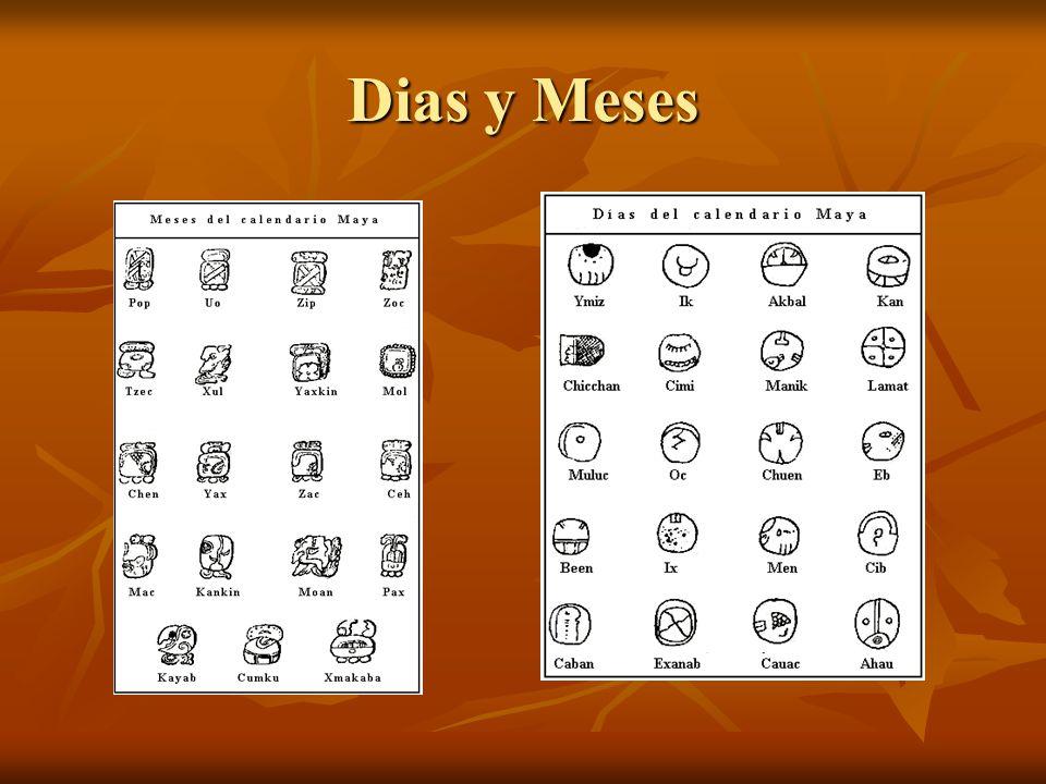 Dias y Meses