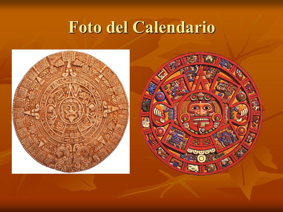 Foto del Calendario