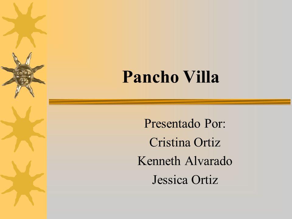 Presentado Por: Cristina Ortiz Kenneth Alvarado Jessica Ortiz
