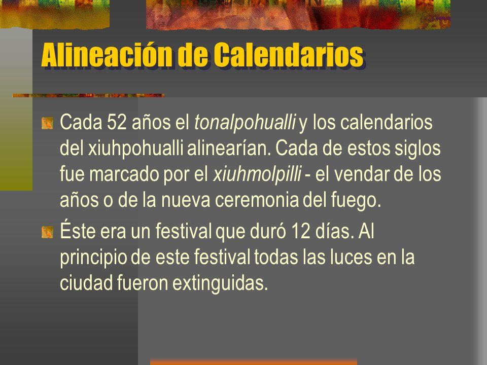 Alineación de Calendarios