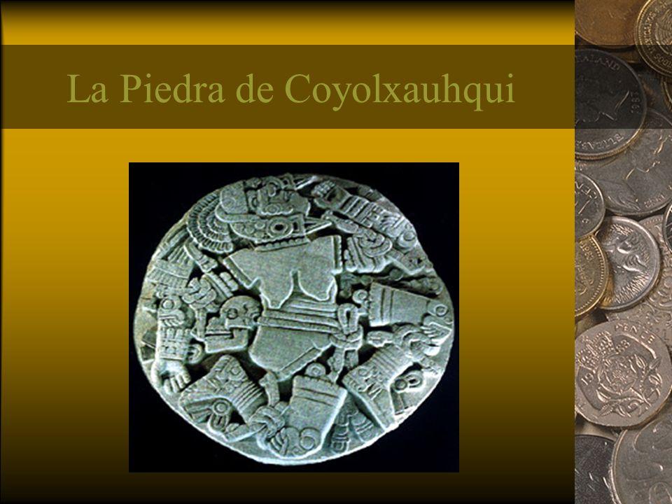 La Piedra de Coyolxauhqui