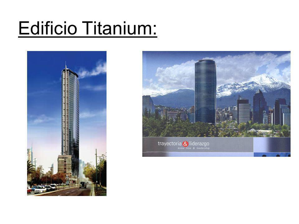 Edificio Titanium:
