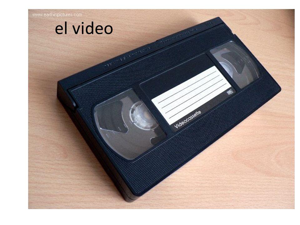 el video