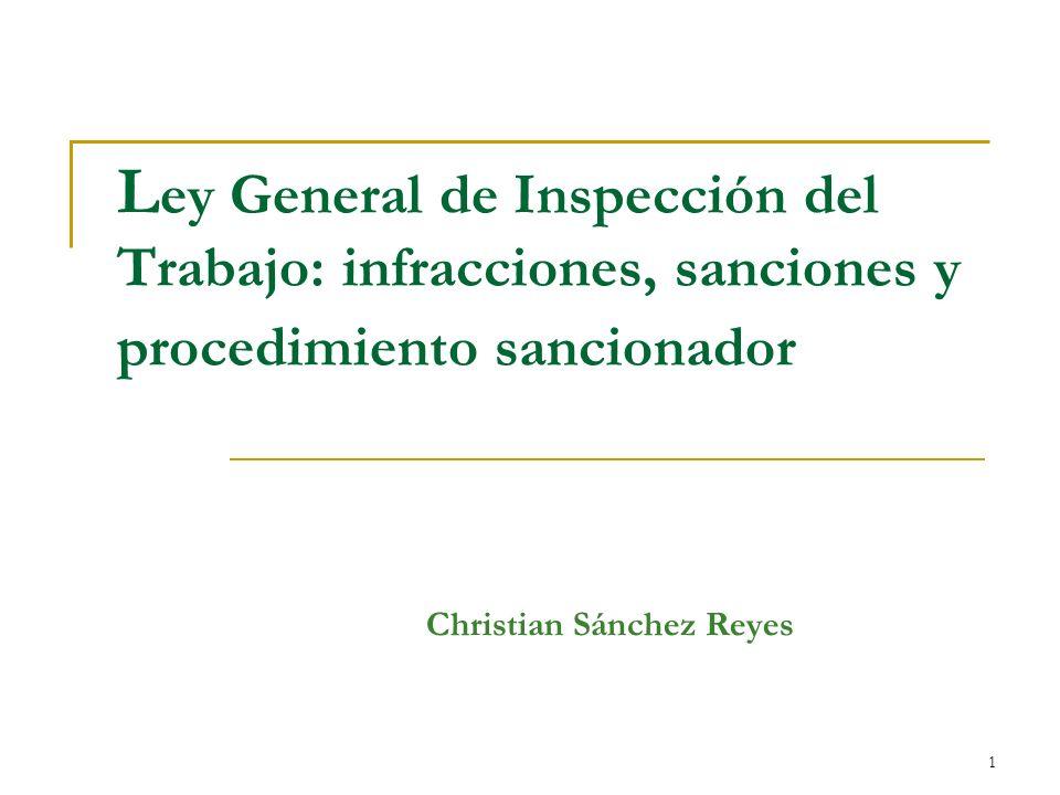 Christian Sánchez Reyes