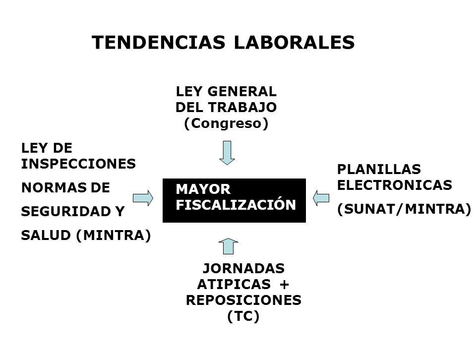 LEY GENERAL DEL TRABAJO (Congreso)