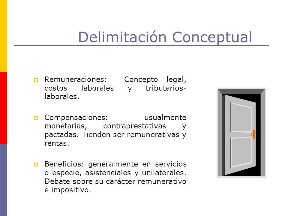 Delimitación Conceptual