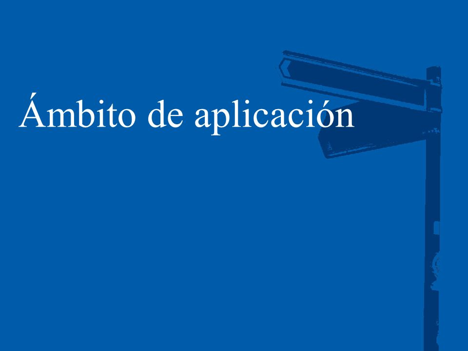 Ámbito de aplicación Presentation Name (View / Header and Footer)