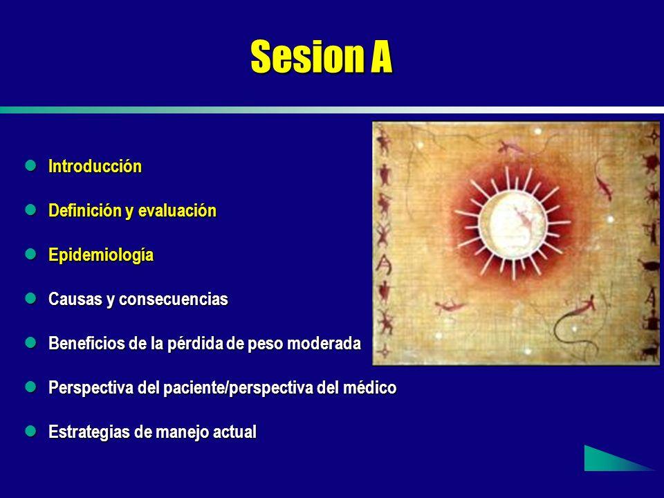 Sesion A Introducción Definición y evaluación Epidemiología