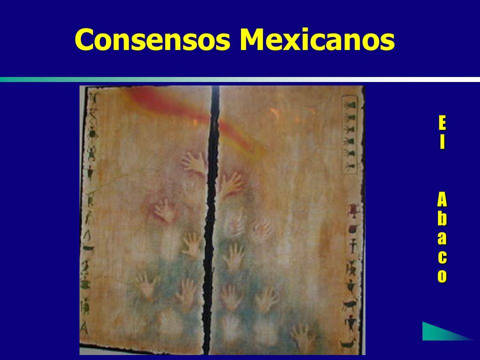 Consensos Mexicanos E l A b a c o